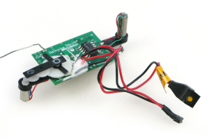 eRC Receiver/Servo Board Micro Spitfire
