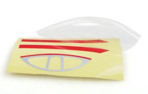 eRC Canopy Micro P-51