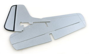 eRC Tail Set Micro P-51