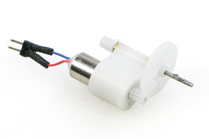 eRC Motor and Gearbox Micro Spitfire