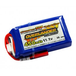 Overlander SuperSport 450mAh 3S 11.1V