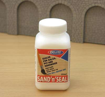 Sand and  Seal