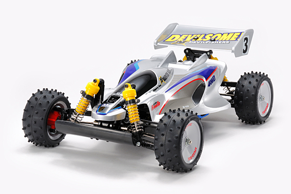 Tamiya Manta Ray 2018 Kit Inc Tamiya ESC