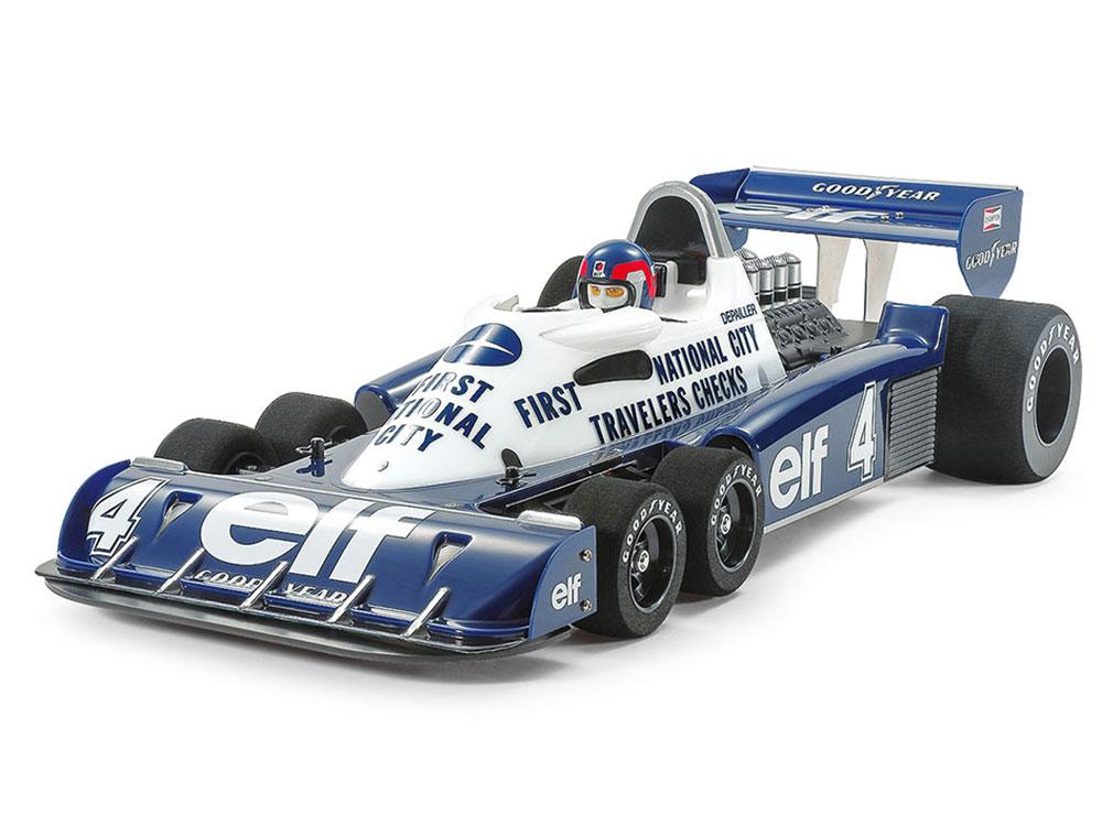Tamiya XB Tyrell P34 1977 Monaco GP NO ESC