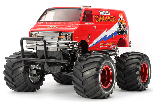Tamiya Lunch Box Red Edition 47402 (Coming Soon Pre Order)