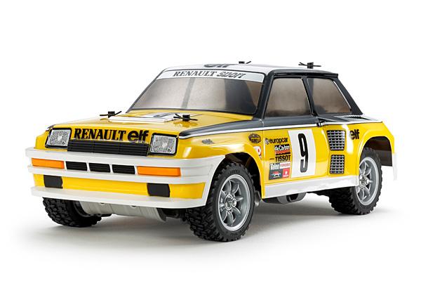 Tamiya Renault 5 Rally (M-05Ra) Est 14 Feb