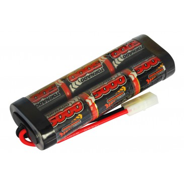 Nimh Battery Pack SubC 7.2v 5000mah