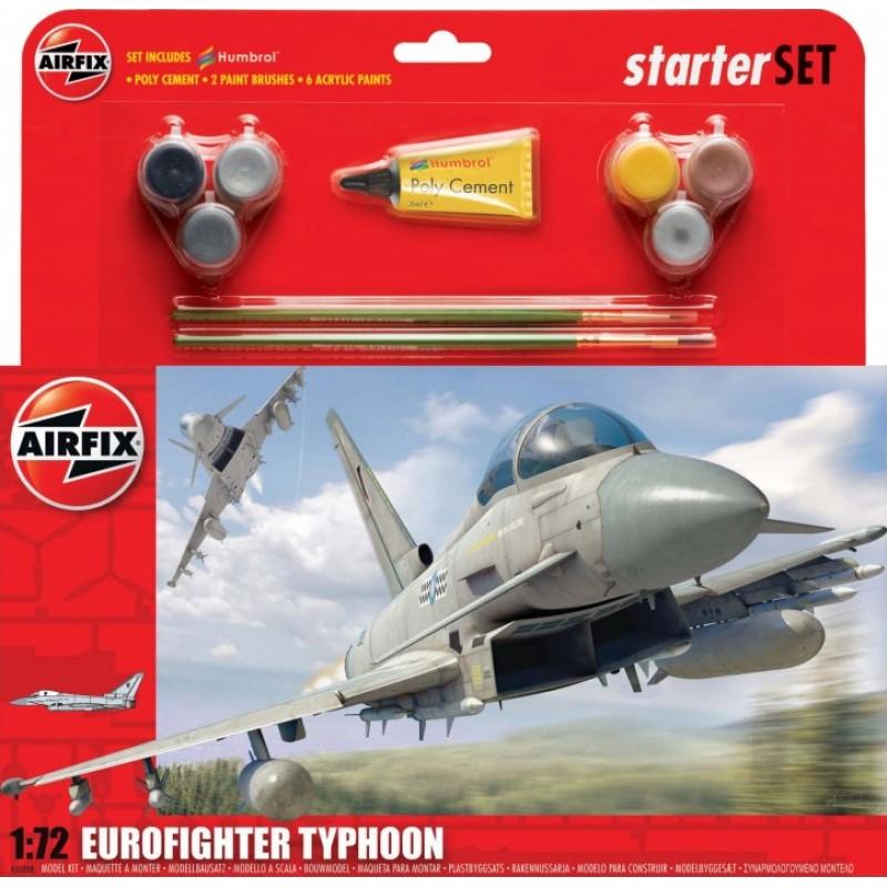 Airfix Gift Set 50098 Eurofighter Typhoon 1:72