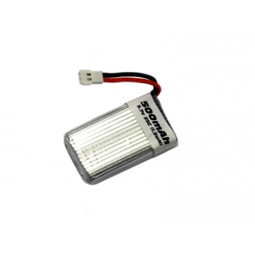 500mAh 1S 3.7v 25C LiPo Battery for X5 Quadcopter