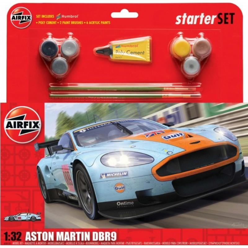 Airfix Gift Set 50110 Aston Martin DBR9 Gulf 1:32