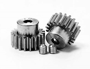 Tamiya 18T & 19T Pinion Set
