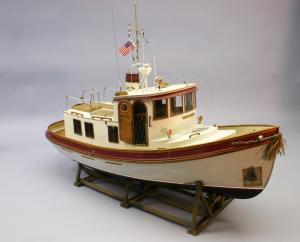 DUMAS VICTORY TUG BOAT 28ins (1225)