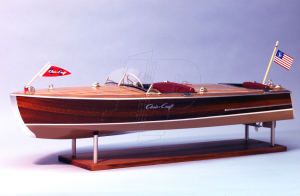 DUMAS CHRIS-CRAFT RACER 1949 (1249)