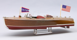 DUMAS CHRIS-CRAFT 16FT HYDROPLANE 1941 24ins
