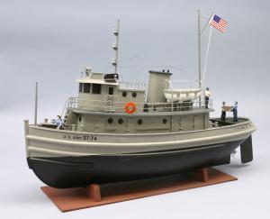 DUMAS U.S. ARMY 74FT ST TUG (1256)