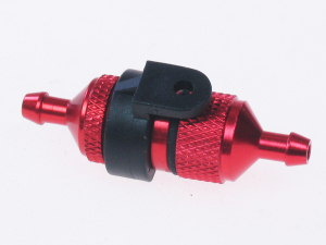 FUEL FILTER DELUXE WITH MOUNT (SINTERED)