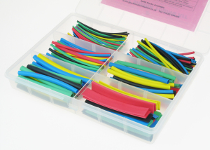 JP HEAT SHRINK TUBING KIT (225 PIECE)