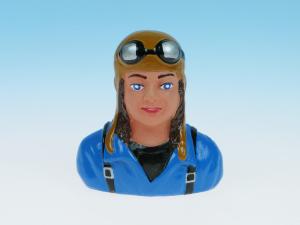 JP Lady Pilot Blue (P47)