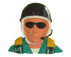 JP Sports Pilot Green (P117)