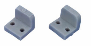 Cowl Mounting Brackets (8)