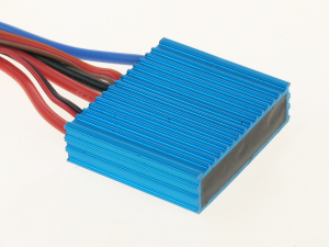 Marine Brushed Speed/Controller (50A)(W/REVERSE)