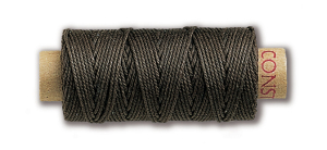 Rigging Cord Black .75mm X 25mts