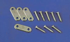 DB158 STEEL U/C CLAMPS