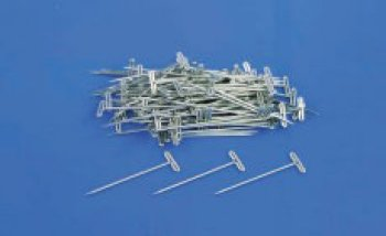 DB253 T-PINS 1.1/4ins NICKEL