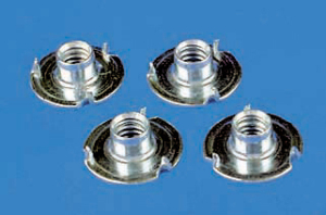 DB653 1/4 x 20 BLIND NUTS (4)