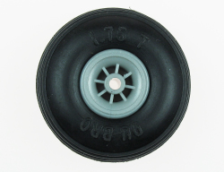 DB200T TREADED L/B WHEELS 2.0ins