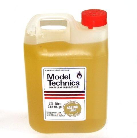 Model Technics Castor Lube (2.27ltr)