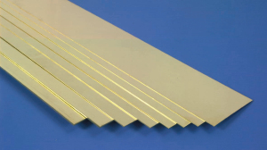 0.016 x 1/4 Flat Brass Strip (8230)