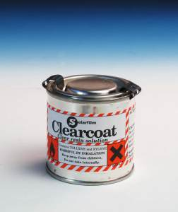 Clearcoat 110ml Tin