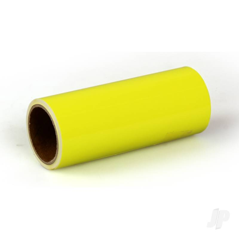 Oratrim Roll Fluorescent Yellow (#31) 9.5cmx2m