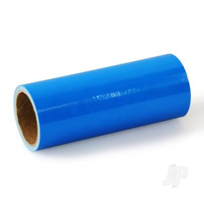 Oratrim Roll Fluorescent Blue (#51) 9.5cmx2m