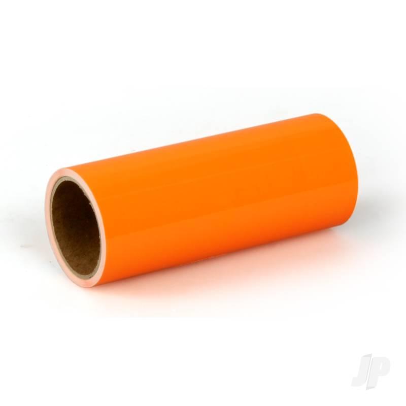 Oratrim Roll Fluorescent Signal Orange (#65) 9.5cmx2m