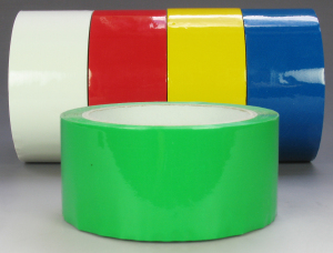 50mm Bullet Trim Tape (Green)
