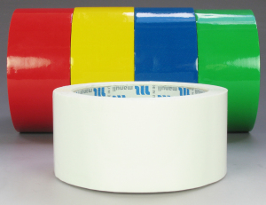 50mm Bullet Trim Tape (White)