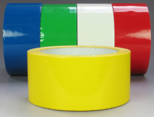 50mm Bullet Trim Tape (Yellow)