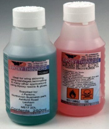 Epoxy Thinners 250ml