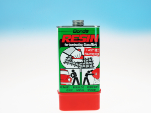 GENERAL PURPOSE RESIN 500 gr.