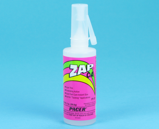ZAP CA 2oz  PT07 (THIN)