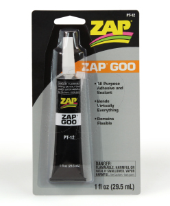 ZAP-GOO 1oz 29.5ml  PT12