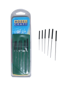 Smoothing Broach Set 0.6-1.4mm (PBR2201)