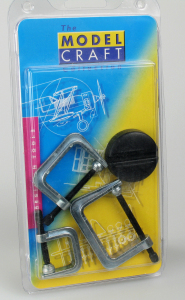 3 G-Clamps & Magnet (PCL1003)