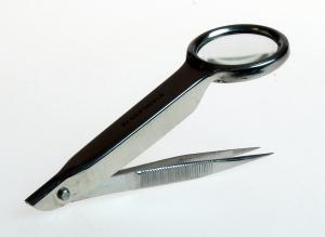 Magnifier Tweezers (PTW1125)