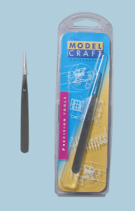 3 Stainless Steel Tweezers (PTW2185/3)