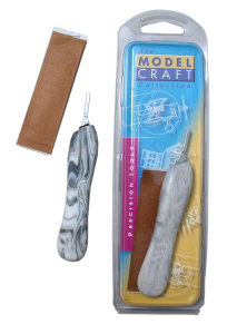 Plastic Scapel Handle + No11 Blades (PKN5002/11)