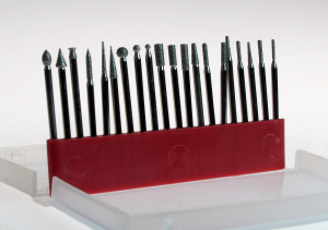 20 Diamond Bit Set (PFR6200)