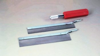 Razor Saw Set With 2 Blades